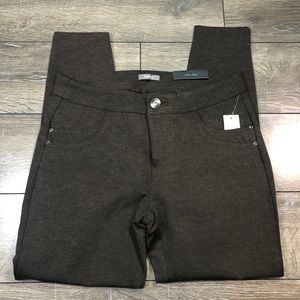 Maurices Skinny Ankle Mid Rise Size Short Medium